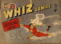 Cover Thumbnail for Whiz Comics (Cleland, 1946 series) #25