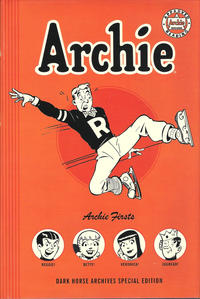 Cover Thumbnail for Archie Firsts (Dark Horse, 2010 series) #1
