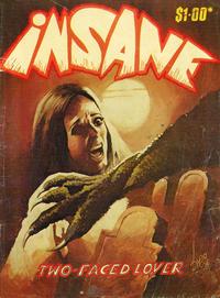 Cover Thumbnail for Insane (Gredown, 1981 ? series)