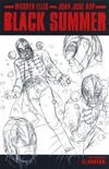 Cover Thumbnail for Black Summer (2007 series) #0 [Sketch Variant Cover]
