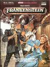 Cover for Gespenster-Geschichten präsentiert: (Bastei Verlag, 1985 series) #3 - Frankenstein