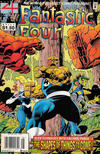 Cover Thumbnail for Fantastic Four (1961 series) #403 [Newsstand Edition]