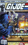 Cover for G.I. Joe: A Real American Hero (IDW, 2010 series) #163 [Cover B]