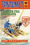 Cover for Fantomet (Semic, 1976 series) #16/1977