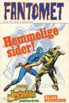 Cover for Fantomet (Semic, 1976 series) #19/1977