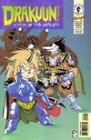 Cover for Drakuun (Dark Horse, 1997 series) #15