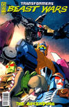 Cover for Transformers Beast Wars: The Ascending (IDW, 2007 series) #2 [Cover B]