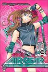 Cover for Air Gear (Random House, 2006 series) #3