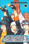 Cover for Air Gear (Random House, 2006 series) #7