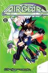 Cover for Air Gear (Random House, 2006 series) #10