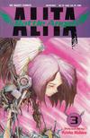 Cover for Battle Angel Alita (Viz, 1992 series) #3