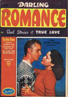 Cover for Darling Romance (Bell Features, 1950 series) #3