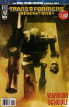 Cover for The Transformers: Generations (IDW, 2006 series) #1 [Cover A]