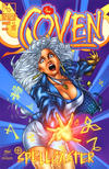 Cover for Coven Spellcaster (Avatar Press, 2001 series) #1/2 [Haley]