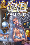 Cover for Coven Spellcaster (Avatar Press, 2001 series) #1 [Vigil]