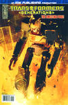 Cover for The Transformers: Generations (IDW, 2006 series) #5 [Cover A]