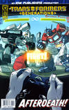 Cover for The Transformers: Generations (IDW, 2006 series) #7 [Standard Cover]