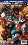Cover for The Transformers: Generations (IDW, 2006 series) #8 [Standard Cover]