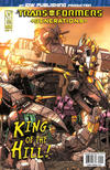 Cover for The Transformers: Generations (IDW, 2006 series) #9 [Standard Cover]