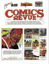 Cover for Comics Revue (Manuscript Press, 1985 series) #251 (151)