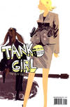 Cover Thumbnail for Tank Girl: The Gifting (2007 series) #1 [Cover B]
