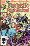 Cover for Fantastic Four Annual (Marvel, 1963 series) #18 [Direct]