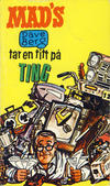 Cover for Mad pocket (Illustrerte Klassikere / Williams Forlag, 1969 series) #12 - Mad's Dave Berg tar en titt på ting