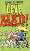 Cover for Mad pocket (Illustrerte Klassikere / Williams Forlag, 1969 series) #Leve Mad!