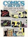 Cover for Comics Revue (Manuscript Press, 1985 series) #183