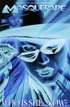 Cover Thumbnail for Masquerade (2009 series) #4 [Negative Art Retailer Incentive - Alex Ross]