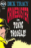 Cover for Dick Tracy Crimebuster (Avalon Communications, 1999 series) #5