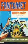 Cover for Fantomet (Semic, 1976 series) #5/1978