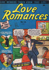 Cover for Love Romances (Bell Features, 1949 series) #16
