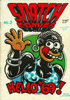 Cover for Snatch Comics (Apex Novelties, 1968 series) #2 [Seventh Printing]