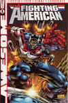 Cover for Fighting American (Awesome, 1997 series) #1 [Ian Churchill Cover]