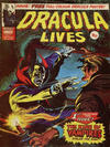 Cover for Dracula Lives (Marvel UK, 1974 series) #1