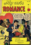 Cover for My Own Romance (Superior Publishers Limited, 1949 series) #20