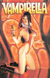 Cover for Vampirella (Harris Comics, 2001 series) #7 [Greg Hildebrandt Cover]