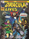 Cover for Dracula Lives (Marvel UK, 1974 series) #5