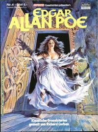 Cover Thumbnail for Gespenster-Geschichten präsentiert: (Bastei Verlag, 1985 series) #4 - Edgar Allan Poe