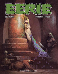 Cover Thumbnail for Eerie Archives (Dark Horse, 2009 series) #5