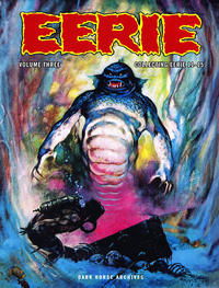 Cover Thumbnail for Eerie Archives (Dark Horse, 2009 series) #3