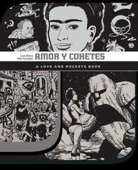 Cover Thumbnail for Love and Rockets Library (Fantagraphics, 2007 series) #[7] - Amor y Cohetes