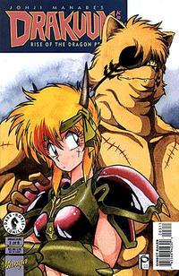 Cover Thumbnail for Drakuun (Dark Horse, 1997 series) #3