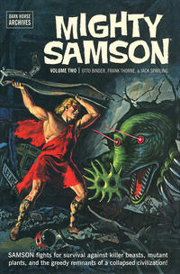 Cover Thumbnail for Mighty Samson (Dark Horse, 2010 series) #2