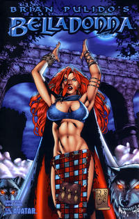 Cover Thumbnail for Brian Pulido's Belladonna Convention Special (Avatar Press, 2004 series)