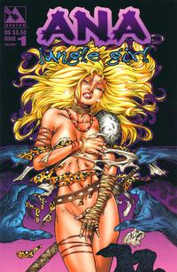 Cover Thumbnail for Al Rio's Ana: Jungle Girl (Avatar Press, 2000 series) #1