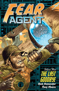 Cover Thumbnail for Fear Agent (Dark Horse, 2007 series) #3 - The Last Goodbye