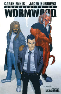 Cover Thumbnail for Garth Ennis Chronicles of Wormwood (Avatar Press, 2007 series) #1
