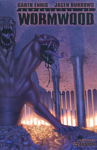 Cover Thumbnail for Garth Ennis Chronicles of Wormwood (Avatar Press, 2007 series) #5